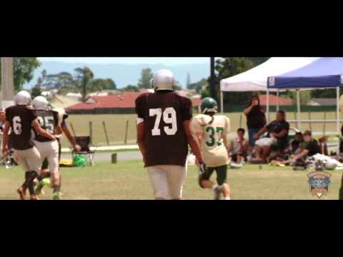 American Football Association Colts Bowl 2015 Auckland New Zealand