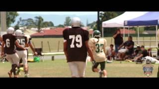 American Football Association Colts Bowl 2015 Auckland New Zealand