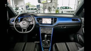 Nou T-Roc Cabriolet Volkswagen #acceptnoroof #cabrio #SUV