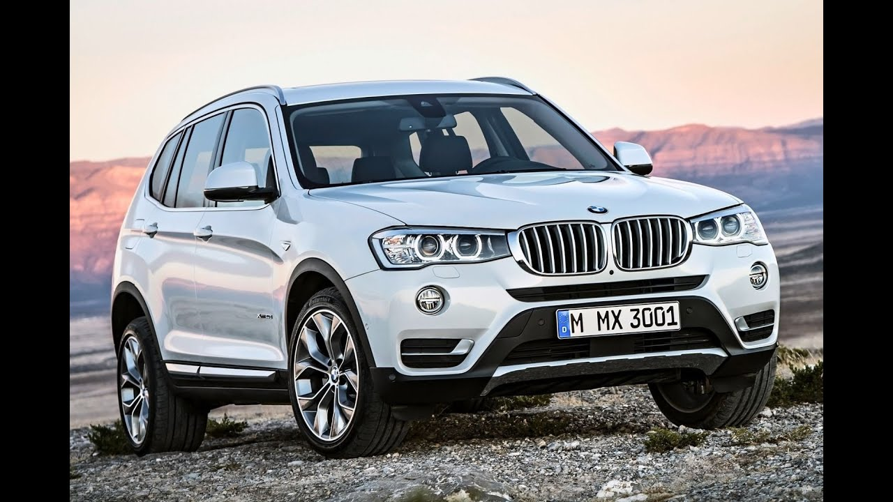 2016 Bmw X3 Suv Review