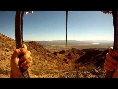 Bootleg Canyon Vegas Ziplines Fall 2012.MP4