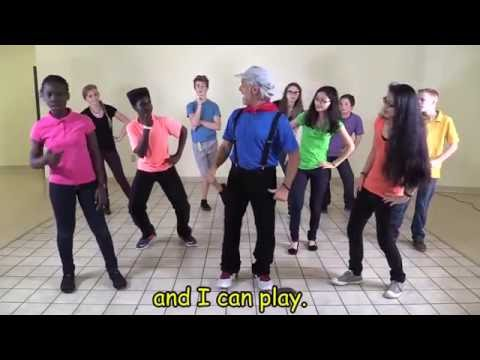 I am the Music Man-Brain Breaks