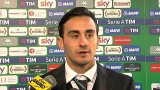 """Rabbia Aquilani: """"Mai toccato Bertolacci, si butta"""" - Giornata 26 - Serie A TIM 2016/17"""