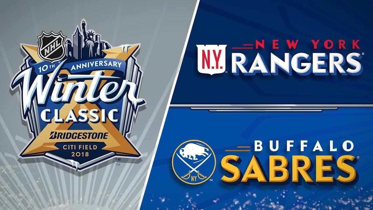 3212450bd01612 Miller, Rangers win Winter Classic in overtime - YouTube