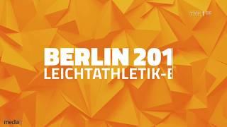 Mistrzostwa Europy w lekkoatletyce Berlin 2018 - spot promocyjny