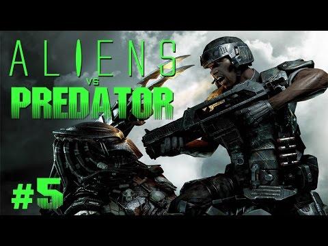 Aliens Vs. Predator™: Marine - Boss... fight? #5