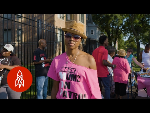 Taking Back the Neighborhood with an Army of Moms