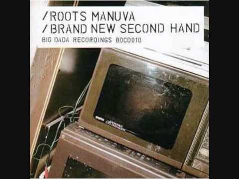 Roots Manuva-Sinking Sands