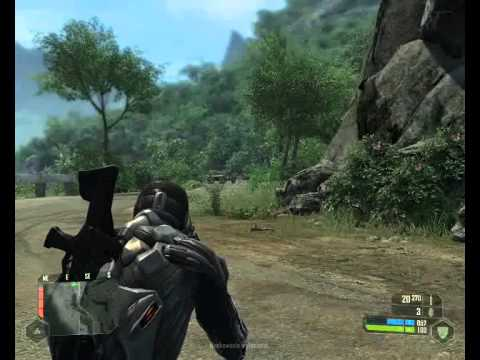 моды для crysis gears of crysis