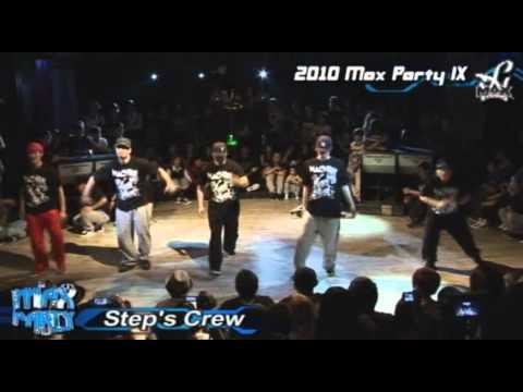 MAX PARTY IX - STEP'S CREW (KOREA)