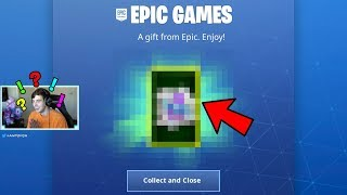 REDEEMING THE RAREST FORTNITE CODE ITEM! (Fortnite Walmart Spray)