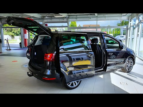New Seat ALHAMBRA FR 2020 Review Interior Exterior