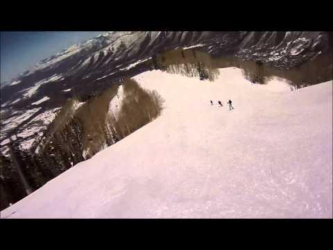 Aspen Mountain 3 29 14