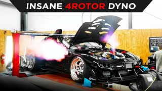 homepage tile video photo for THE BEST SOUNDING ENGINE EVER! | 4ROTOR DYNO RUN FOR 1200HP! | TOYO TIRES | [4K60]