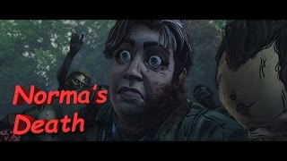 The Walking Dead Michonne Ep. 3 What We Deserve - Michonne Kills Randall and Norma For Good!!