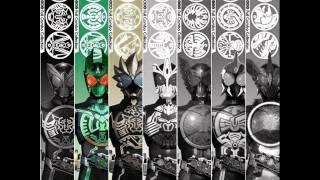 Kamen Rider OOO Combo Change Medley