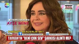 """Tarkan'ın """"Beni Çok Sev"""" şarkısı alıntı mı? Video"""