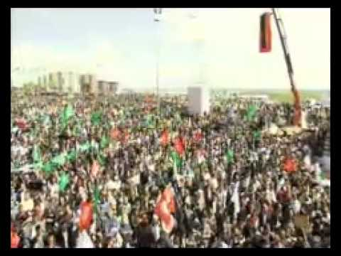 Kurdish Islamic Groups Protest Syria And Iran Regime Stop Sunni Muslims Murders