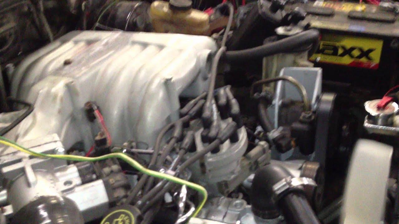 5 0 V8 Swap Into Ranger Splash At Dc Performance Fire Up 9