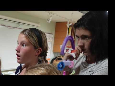 Santa Fe Girls School meets the Splash Trash Tour
