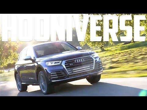 First Drive 2018 Audi SQ5