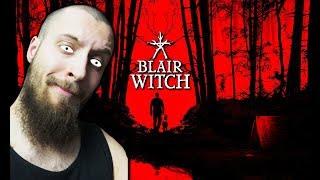 BLAIR WITCH - HORRORU POCZĄTEK!