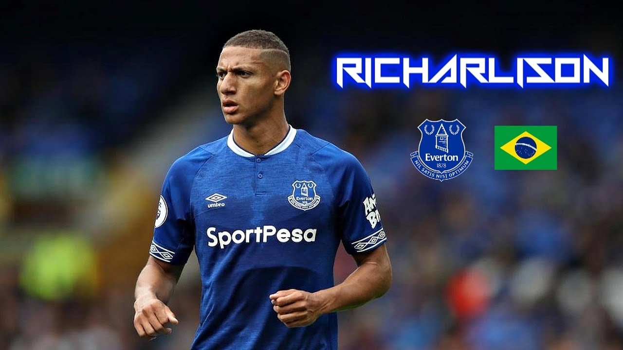 Richarlison 2018-2019 - Everton - Insane Skills Show