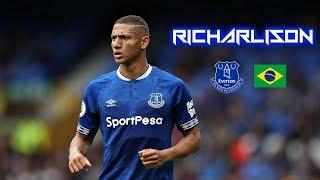 Richarlison 2018-2019 - Everton - Insane Skills Show