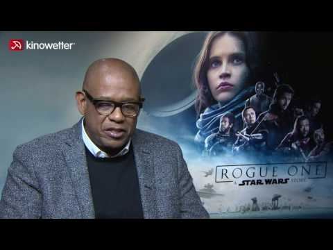 Interview Forest Whitaker ROGUE ONE: A STAR WARS STORY