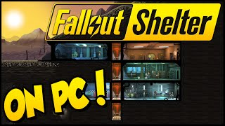 Fallout Shelter PC Gameplay! ➤ Starting Our Vault! [Fallout Shelter Gameplay]