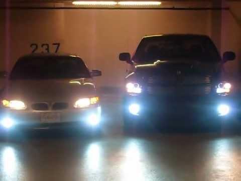 8000k Hid Fog Lights Pontiac Vs 10000k Hid Fog Lights
