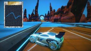 Reino Aquático - Hot Wheels AcceleRacers Video Game: Distance