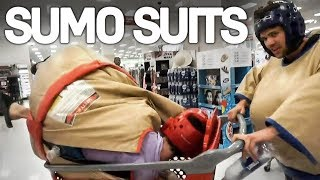 SUMO SUITS vs. HOLLYWOOD