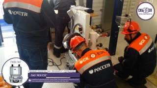 ПКВ/М7 в финале соревнований профессионального мастерства ПАО