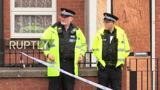 UK: Two children among 10 injured in Manchester shooting