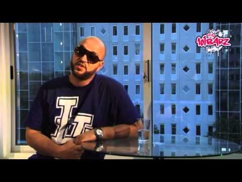 Interview Salah Edin 101Barz Video