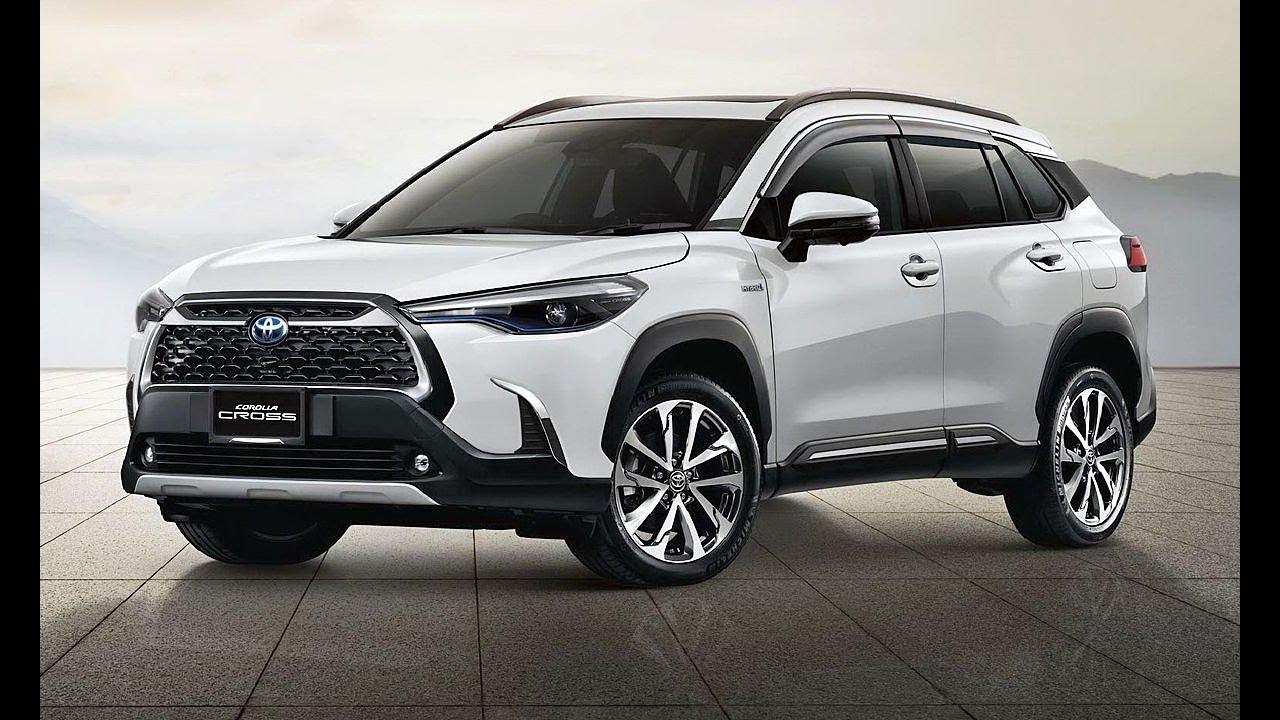 Toyota Cross 2020 ra mắt tại Việt Nam từ 14/8 có gì HOT?