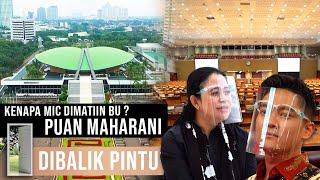 EXCLUSIVE! PUAN MAHARANI KAGET DITANYA INI SAMA BOY WILLIAM! | #DibalikPintu