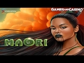 "New online casino slot ""Maori "" (review)"