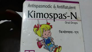 Kimospas - N Oral Drops Use And Side Effect Review in hindi