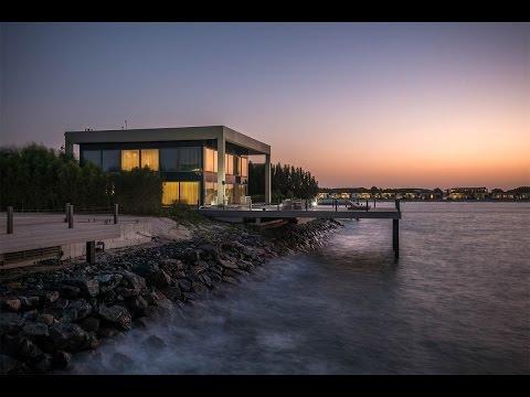 Water Villa, Nurai Island, United Arab Emirates