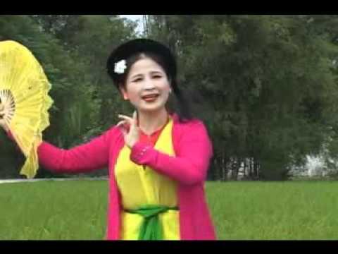 Hà Nam Quê Mẹ - Hát chèo - NSUT Lương Duyên.flv