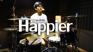Marshmello Ft. Bastille Happier Drum Remix.mp3