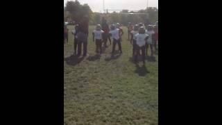 fbr tarheels tiny mite football game 10 qb shank