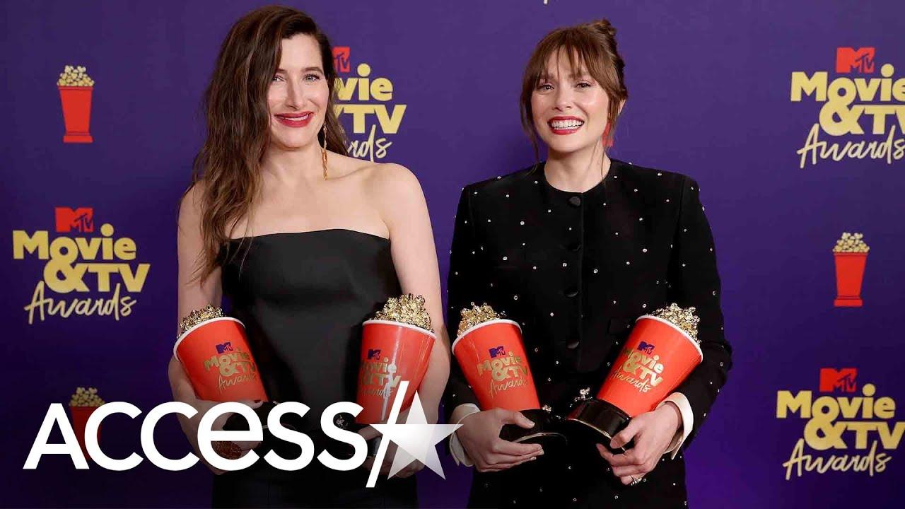 MTV Movie & TV Awards 2021: WandaVision wins big
