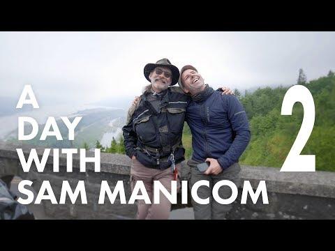 Sam Manicom: Writing and Self-Publishing Travel Books