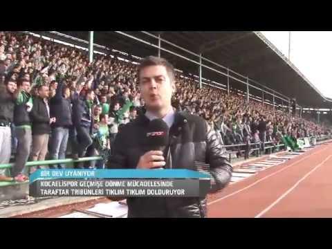 NTV Spor - Bir Dev Uyanıyor! / Kocaelispor | Ömer Hocaoğlu