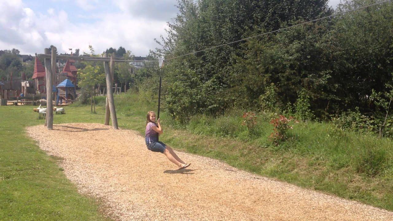 how to make a zipline turn