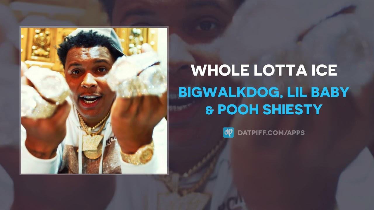 BigWalkDog, Lil Baby & Pooh Shiesty - Whole Lotta Ice (AUDIO)