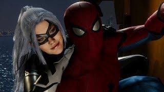 Spider-Man and Black Cat vs Hammerhead